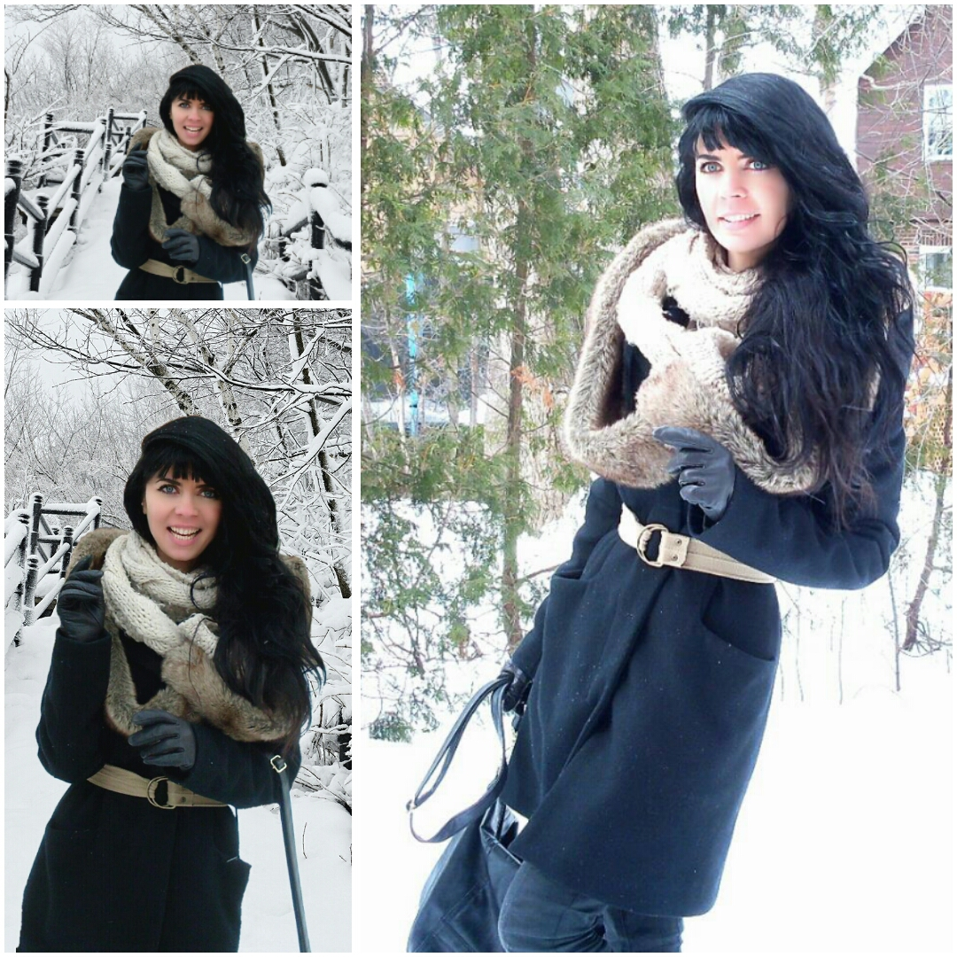 Kayajenn Jennifer Kaya Canadian fashion blogger and Montreal vlogger, youtuber