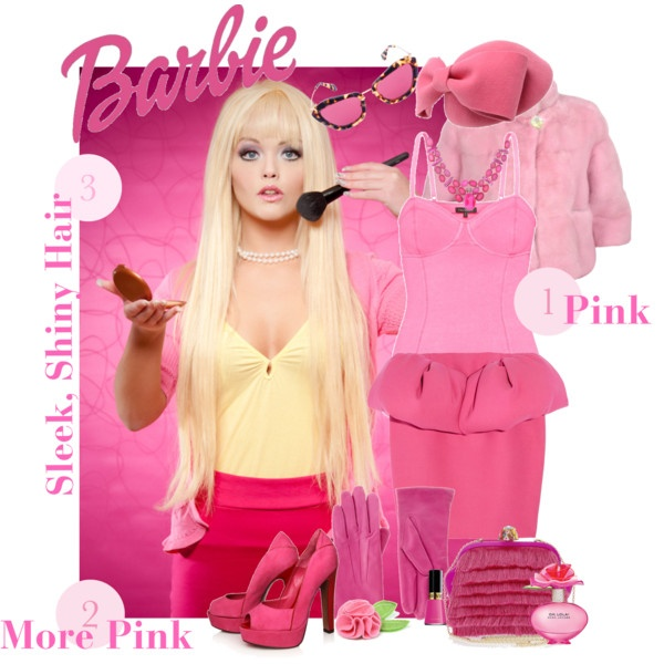 cute girly outfit ideas barbie girl lookpink outfit ideas